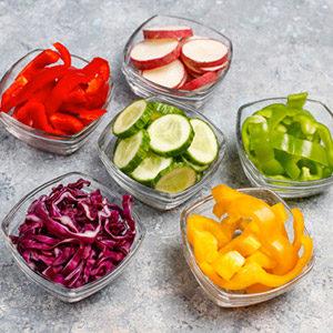 Essgewohnheiten und gesunde Ernährung